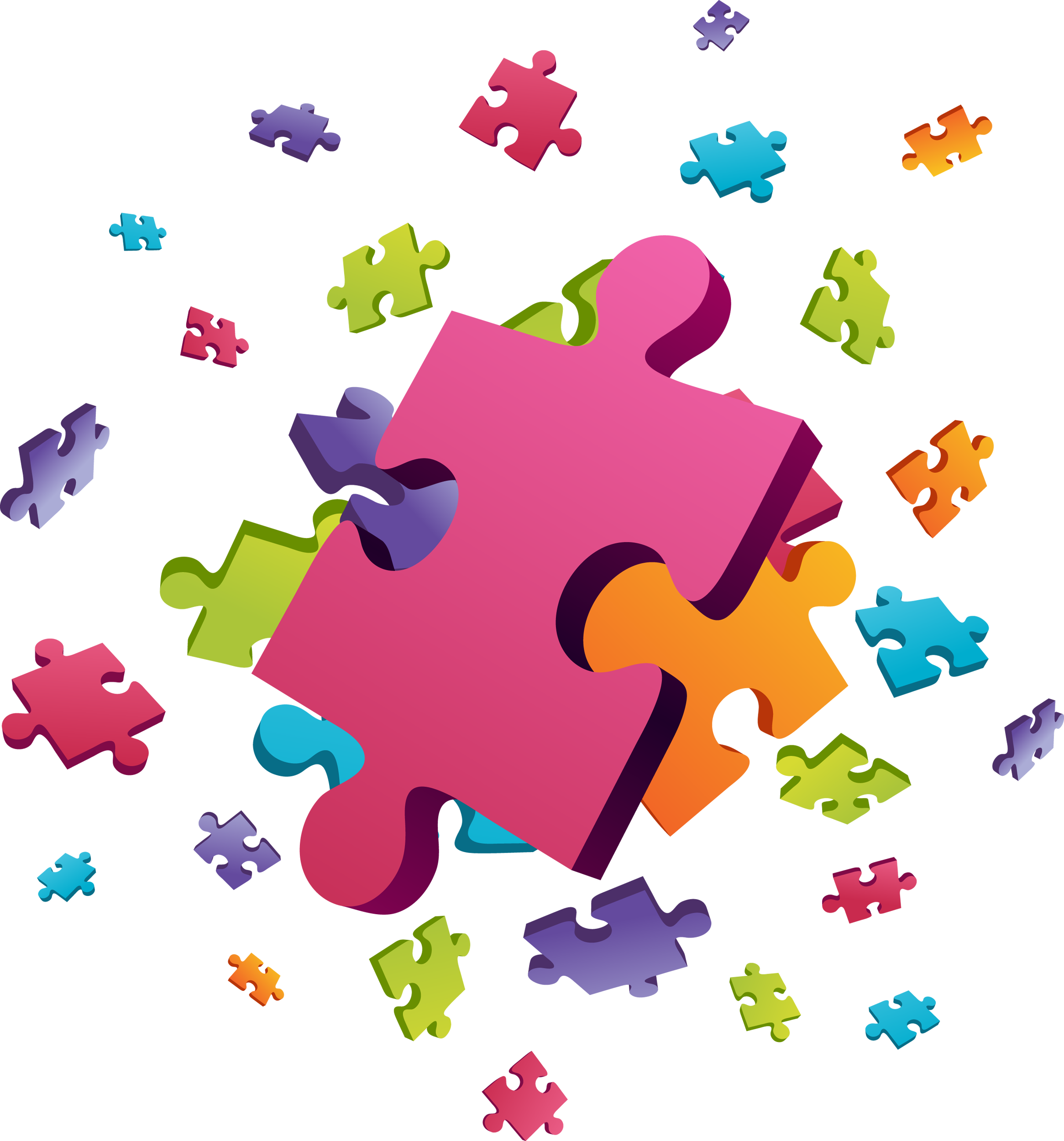 House puzzle clipart picture freeuse library 0_11df8f_5489b3ae_orig.png (2331×2500) | ❅ Clipart ❅ (Клипарт ... picture freeuse library