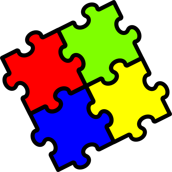 House puzzle clipart image library library Jigsaw Puzzle Clipart at GetDrawings.com | Free for personal use ... image library library