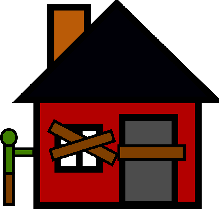 House rent clipart clip library stock Wolf's Den - Wolfgang Property Management clip library stock