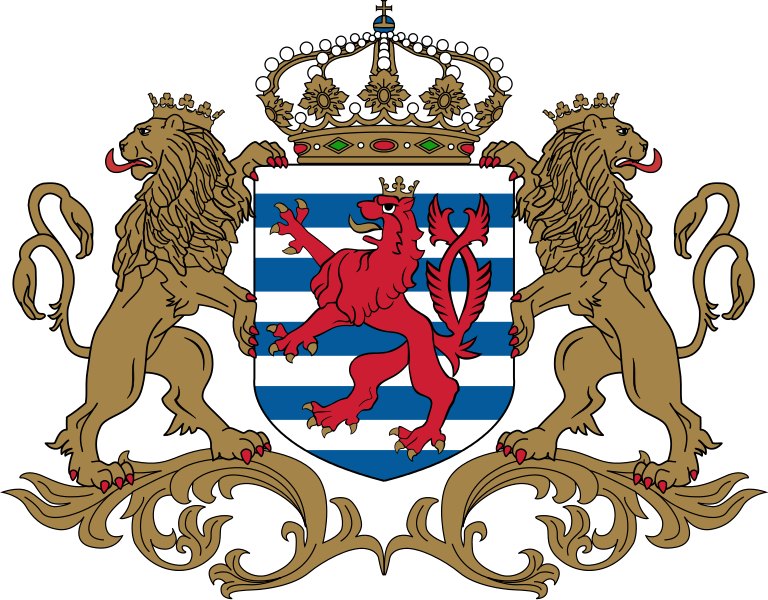 House repair clipart clipart transparent library File:Coat of arms of Luxembourg (Middle).svg - Wikimedia Commons clipart transparent library