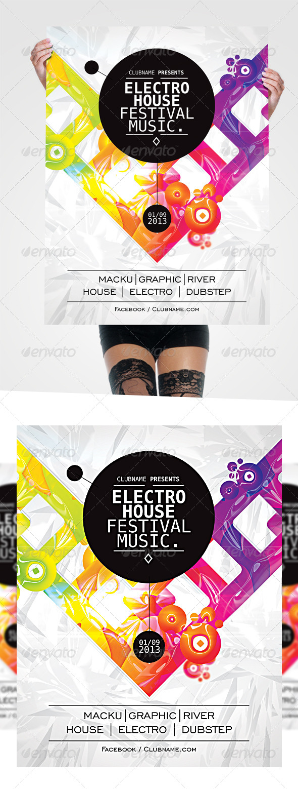 House river party clipart image stock 10+ images about flyer on Pinterest | Flyer template, Miami beach ... image stock
