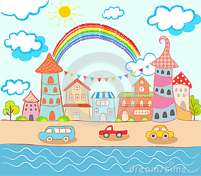 House river party clipart image black and white download Party Floating House River Stock Illustrations – 7 Party Floating ... image black and white download