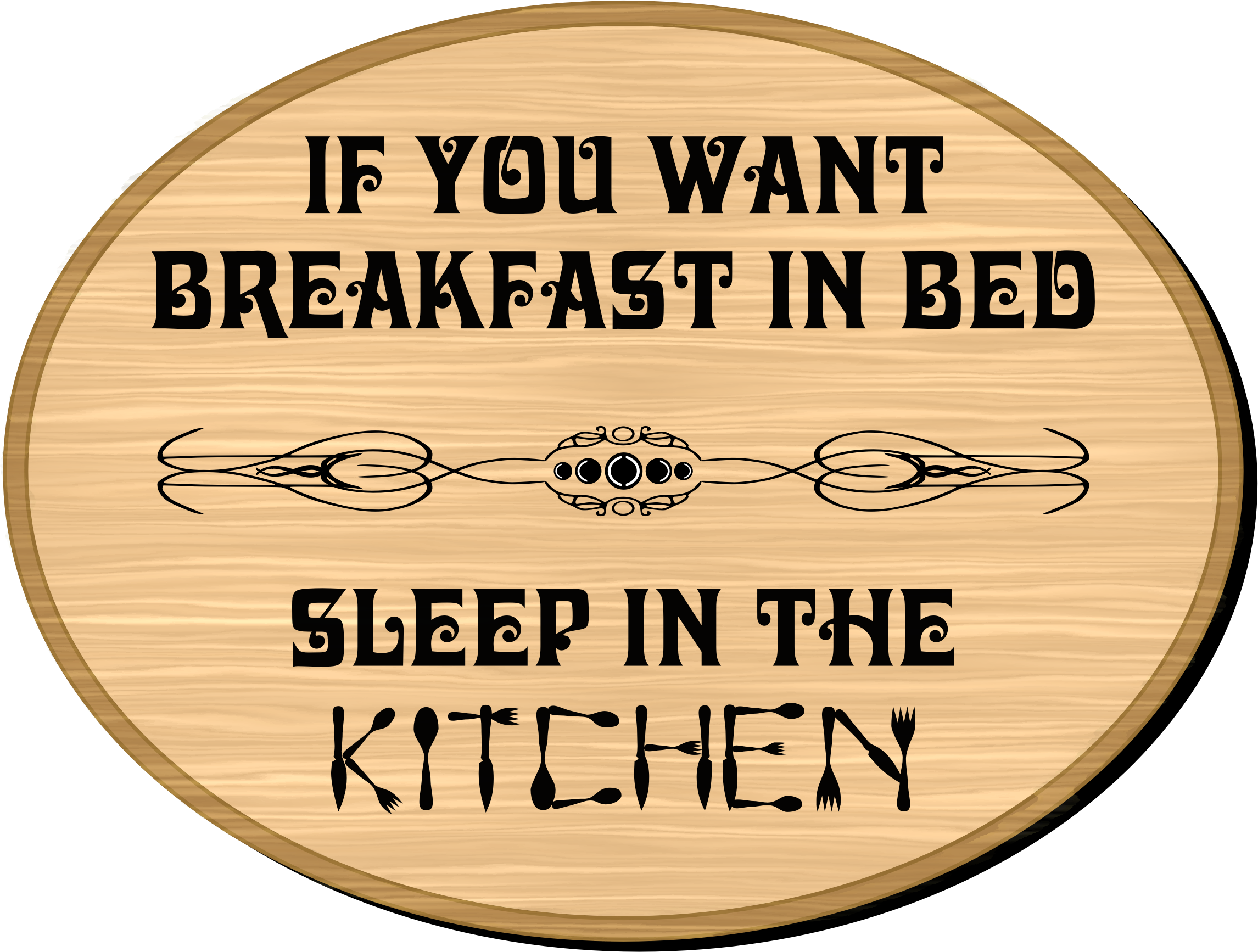 Clipart - Breakfast In Bed svg library