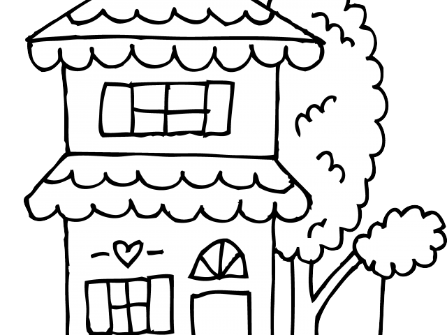 House shape clipart vector free download White House Clipart house shape 6 - 600 X 634 | Dumielauxepices.net vector free download