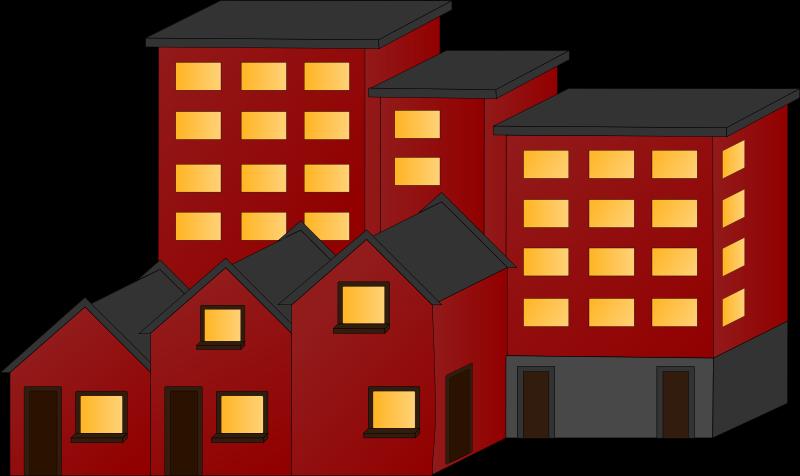 House & sidewalk clipart svg transparent stock Apartment Clip Art Free | Clipart Panda - Free Clipart Images svg transparent stock