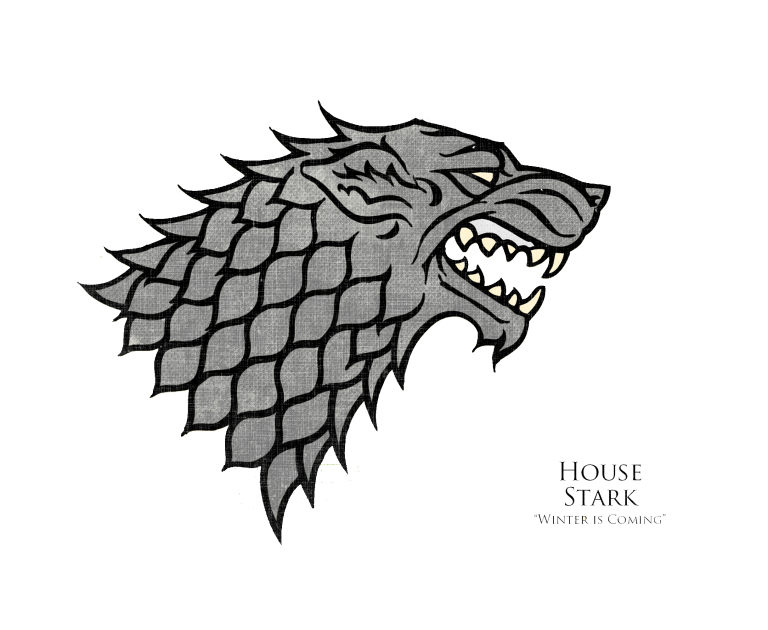 House stark clipart vector free download Download Game of Thrones Transparent PNG - Free Transparent PNG ... vector free download