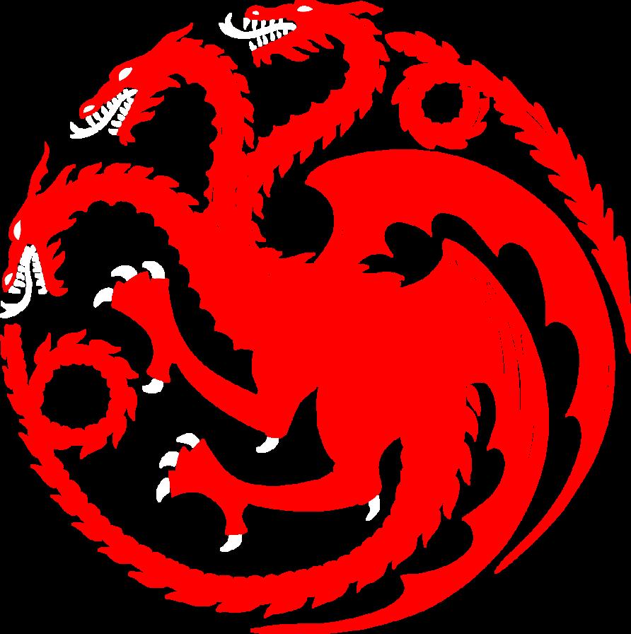House stark clipart clip art free House Targaryen by Azraeuz on deviantART | Game of thrones ... clip art free