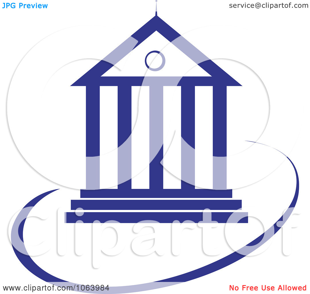 House to use for logo clipart svg Clipart Court House Logo - Royalty Free Vector Illustration by ... svg