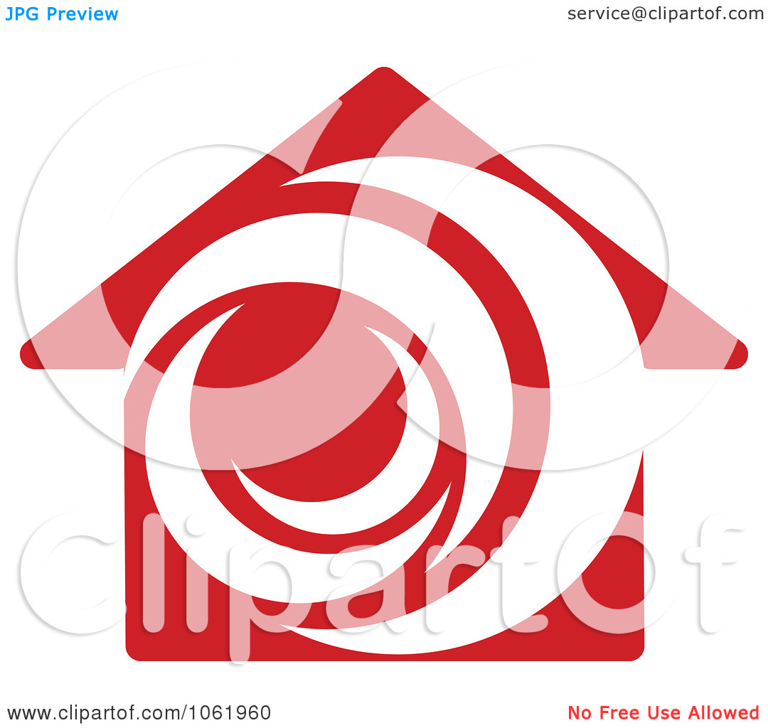 House to use for logo clipart clip library stock House With Commercial Logo Clipart - Clipart Kid clip library stock