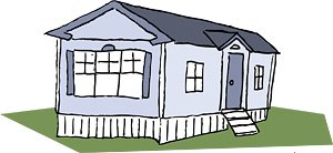 House trailer clipart clipart freeuse library 69+ Mobile Home Clipart   ClipartLook clipart freeuse library