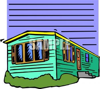 House trailer clipart jpg royalty free stock Trailer home clipart » Clipart Portal jpg royalty free stock