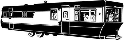 House trailer clipart clip freeuse library 58+ Mobile Home Clipart   ClipartLook clip freeuse library