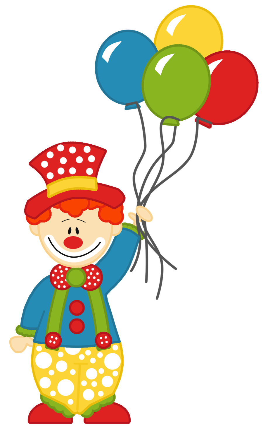 Balloons clipart circus ~ Frames ~ Illustrations ~ HD images ~ Photo ... picture royalty free stock