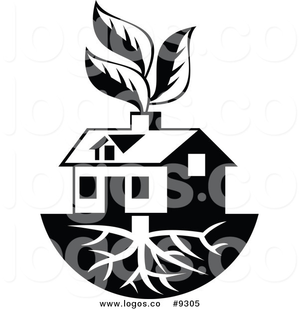 House with chimney and vine clipart black and white clipart free download Leaf Clipart Black And White | Free download best Leaf ... clipart free download