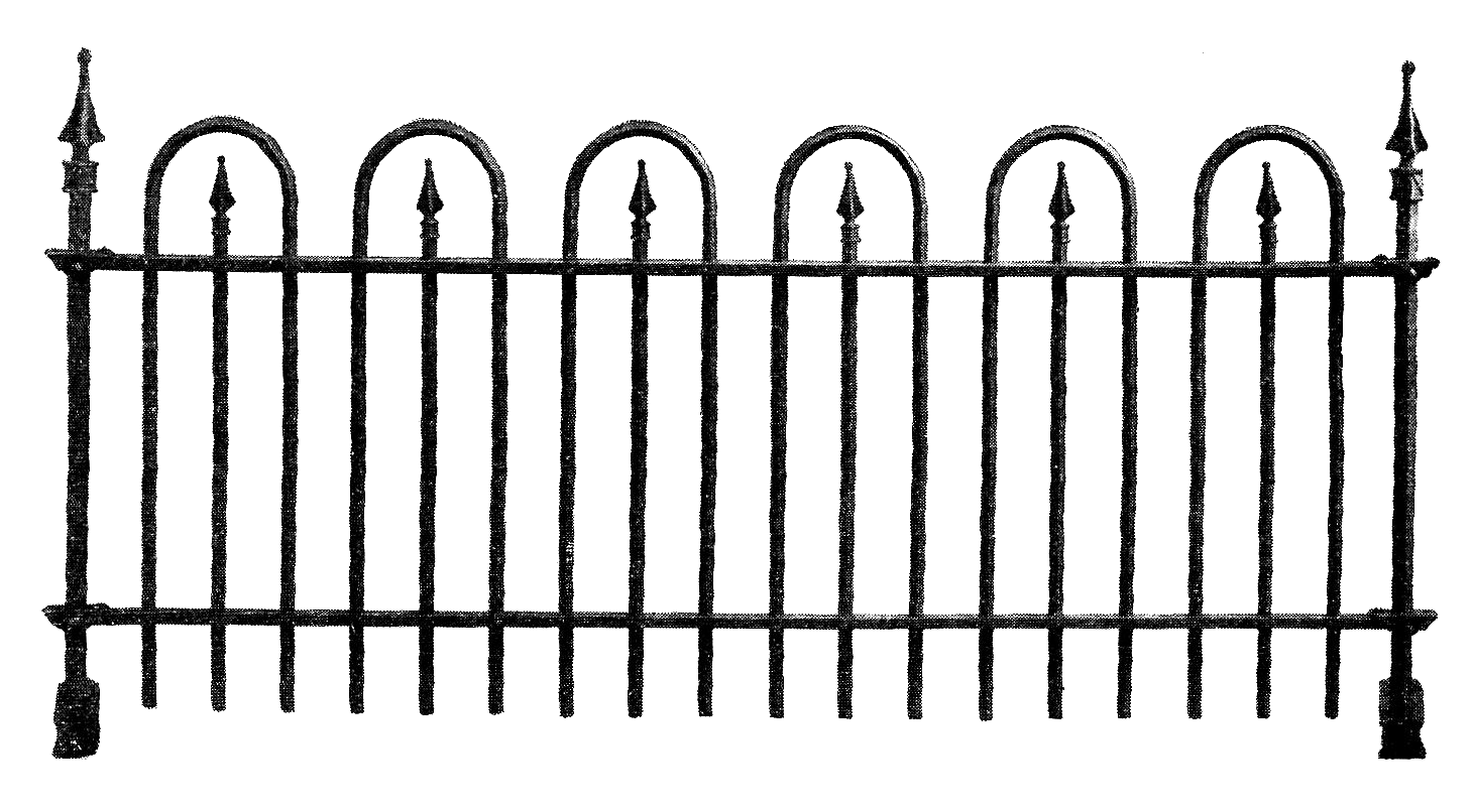 Picket Fence Clipart | Free download best Picket Fence Clipart on ... clipart library library