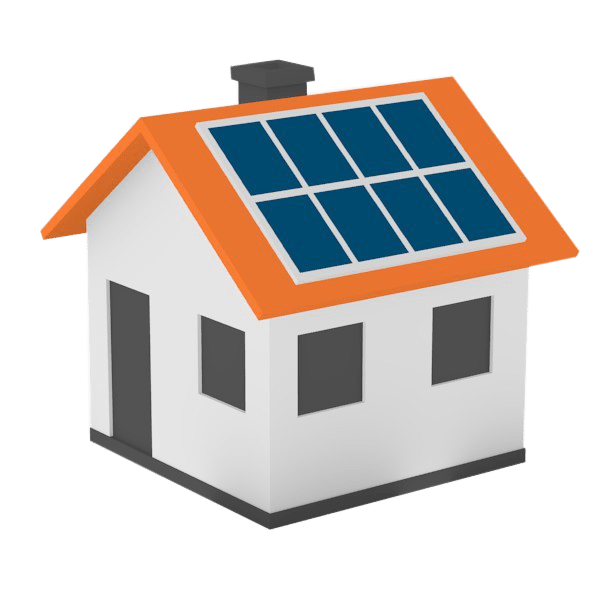 House with solar panels clipart clip art black and white library Commercial Finance Option For Solar Power | Start Solar clip art black and white library