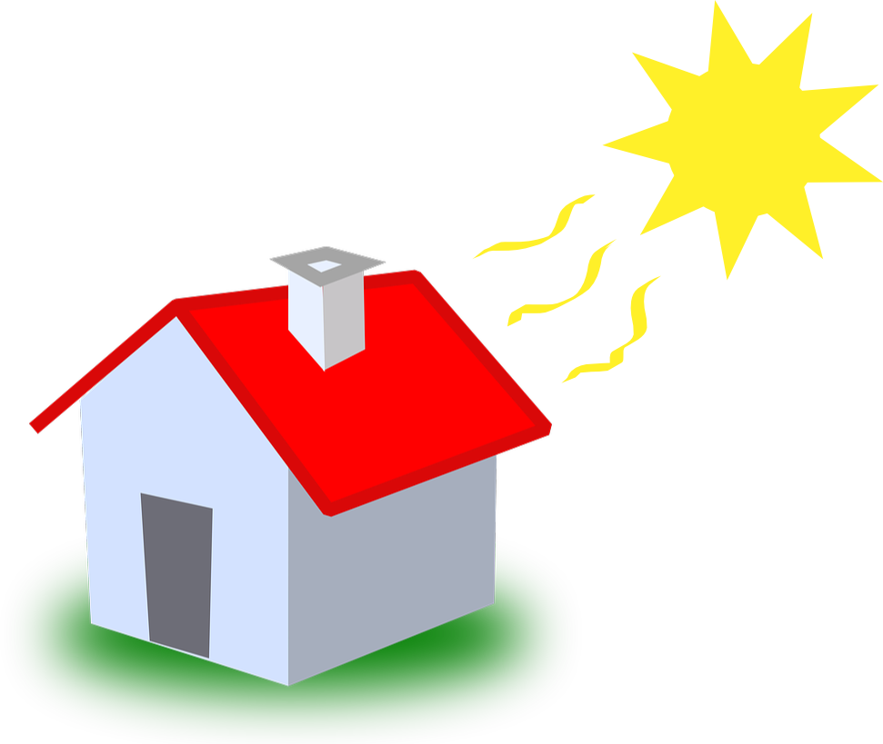 House with solar panels clipart clip Why are Nanomaterials so Special and What is the Center for ... clip