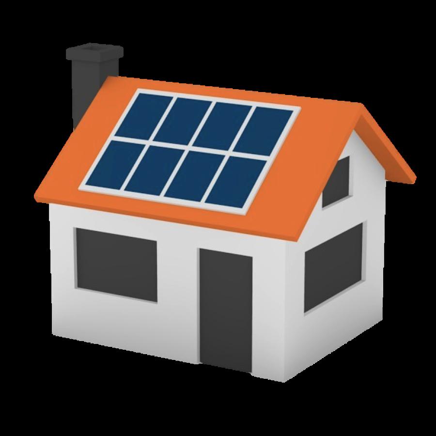 House with solar panels clipart clip art Solar Energy - by Ashlyn Liverman [Infographic] clip art