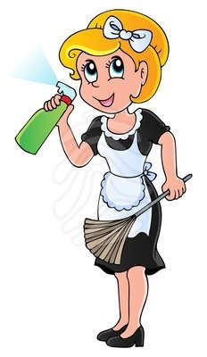 Housekeeper clipart free banner free Housekeeper clipart free 2 » Clipart Portal banner free