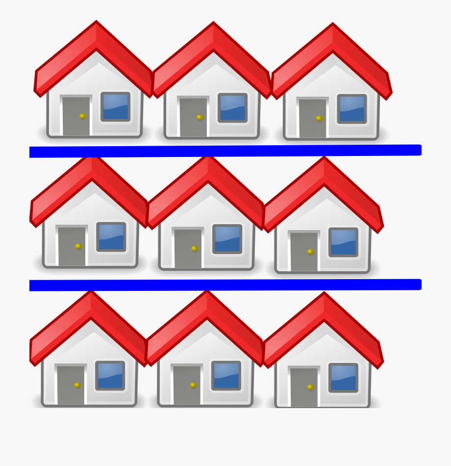 Houses clipart images transparent stock 9 Houses Clipart #704236 - Free Cliparts on ClipartWiki transparent stock