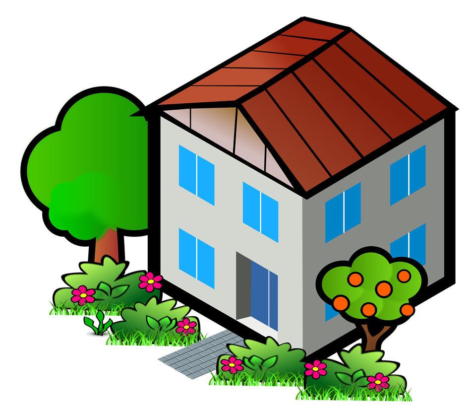 Housing clipart clip art Collection of Housing clipart | Free download best Housing ... clip art