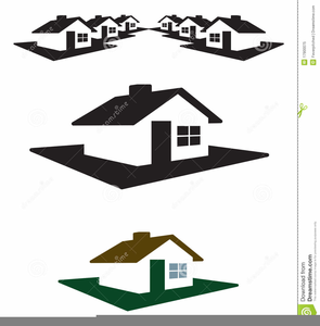 Housing estate clipart image library Housing Estate Clipart | Free Images at Clker.com - vector ... image library