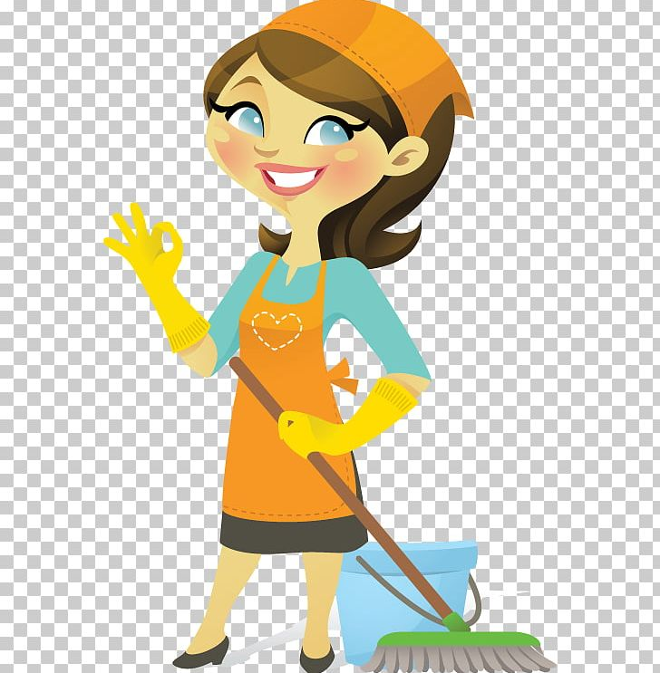 Houskeepers clipart banner library Domestic Worker Cleaner Housekeeping Cleaning PNG, Clipart ... banner library