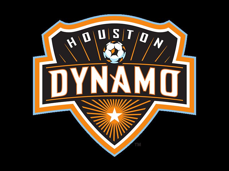 Houston dynamo clipart image black and white download Houston Dynamo Logo PNG Transparent & SVG Vector - Freebie ... image black and white download