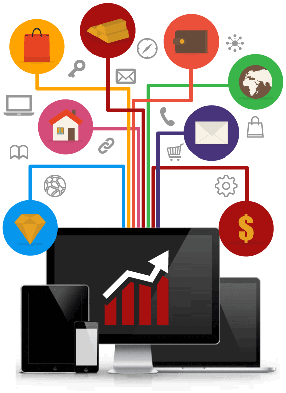 How ro earn money with website for clipart jpg freeuse Website Redesign   Hue Marketing Phuket jpg freeuse