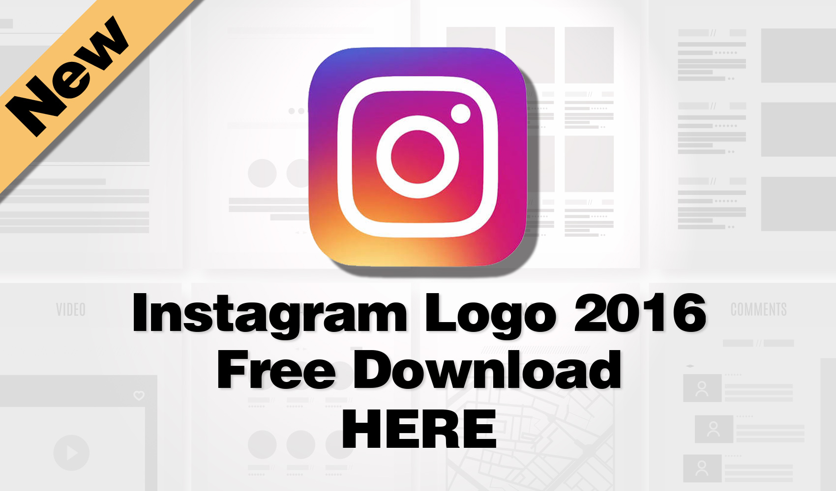 How to download clipart from instagram graphic library download Instagram clipart 32x32 - ClipartFest graphic library download