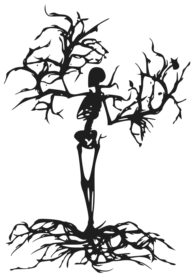 Tree of life clipart black and white transparent download 28+ Collection of Creepy Tree Drawing Easy | High quality, free ... transparent download