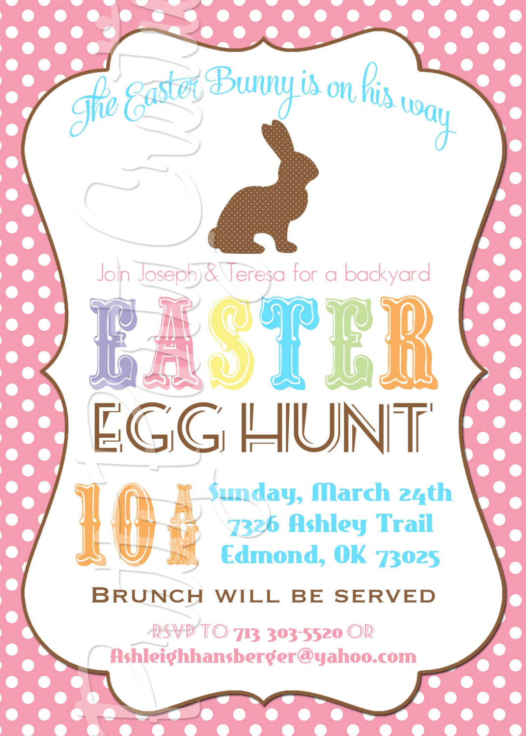 How to make easter egg hunt invitation clipart free svg transparent library Images of Easter Egg Hunt Invitations - Wedding Goods svg transparent library