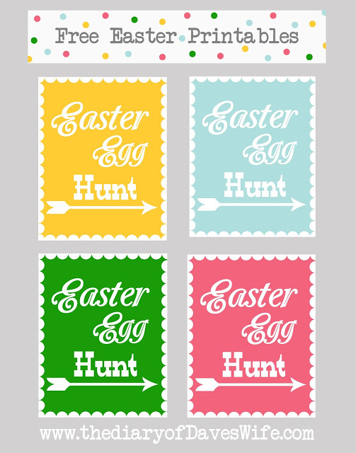 How to make easter egg hunt invitation clipart free