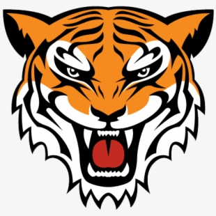 Howard high school clipart banner free library Howard High School - Tiger Head Simple Drawing #2330427 ... banner free library