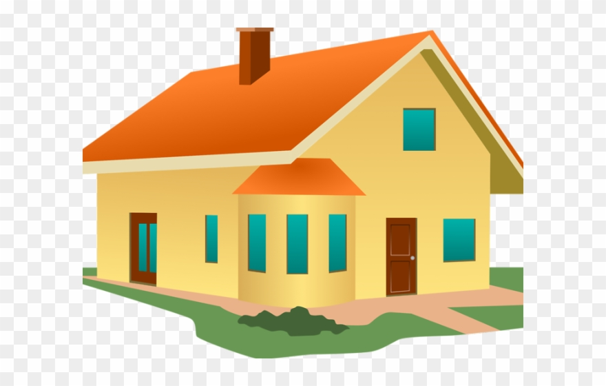 Howuse clipart graphic royalty free library Mansion Clipart House Without Roof - House Clipart ... graphic royalty free library