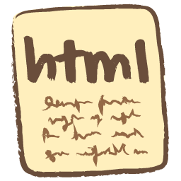 Html icon clipart image freeuse library Html Drawing Icon, PNG ClipArt Image | IconBug.com image freeuse library