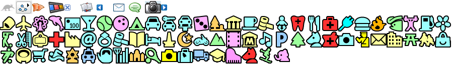 Http maps google com mapfiles kml shapes shaded_dot clipart picture transparent stock Icons for Google Map-Earth picture transparent stock