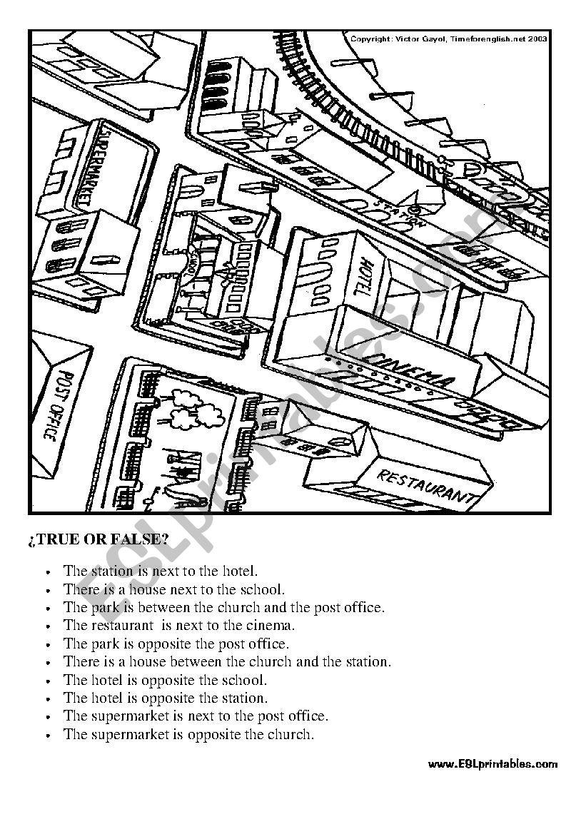 Https office microsoft com en-us clipart default aspx lc en-us image download Prepositions in the city: true or false worksheet - ESL ... image download