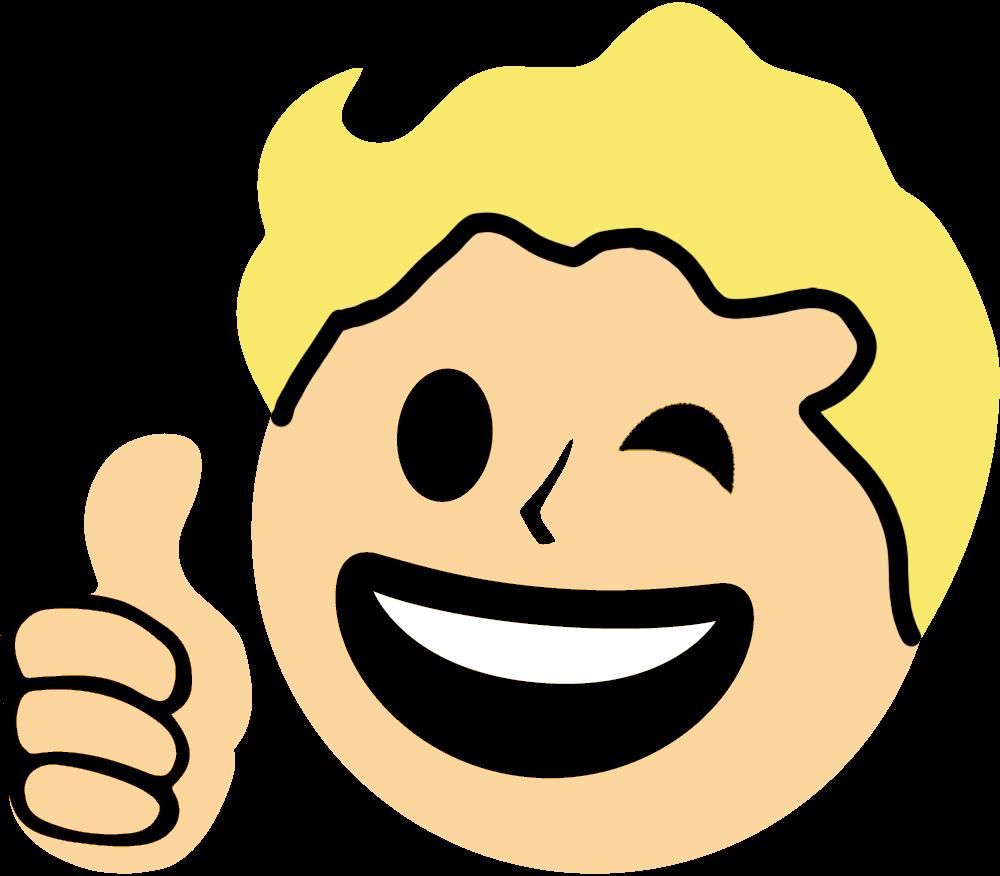 Https www pokecord com assets onvtiguwsbqo clipart png royalty free download vaultboywink - Discord Emoji png royalty free download
