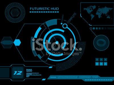 Hud clipart clip Futuristic User Interface Hud premium clipart - ClipartLogo.com clip