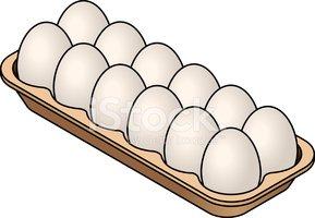 Huevos clipart vector free Eggs vectores en stock - Clipart.me vector free