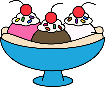 Huge ice cream sundae clipart clip art free stock Free Ice Cream Sundae Clipart | Free download best Free Ice ... clip art free stock