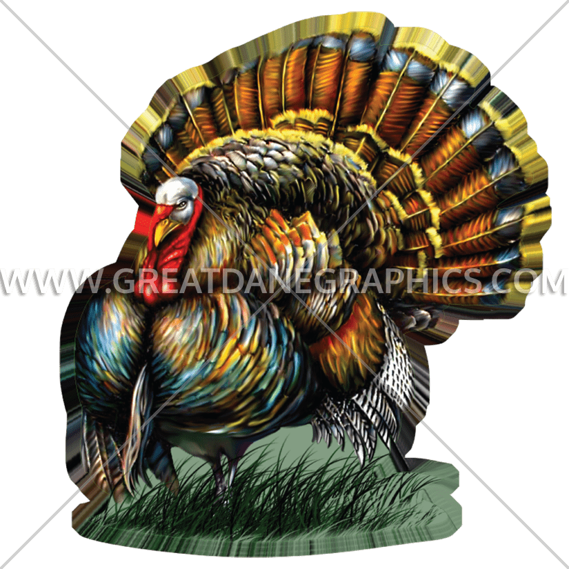 Big Turkey | Production Ready Artwork for T-Shirt Printing freeuse download