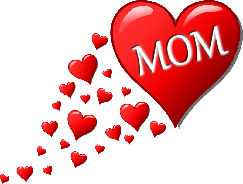Hugging heart clipart royalty free stock 28+ Collection of Mom Heart Clipart | High quality, free cliparts ... royalty free stock