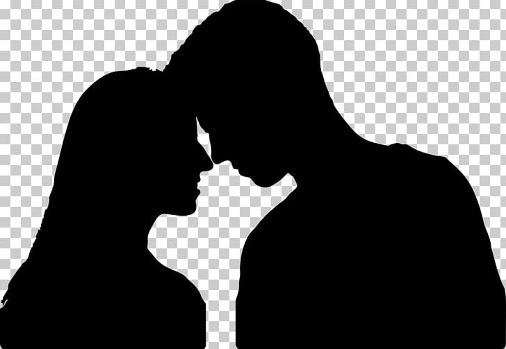 Hugs and kiss clipart black and white freeuse Silhouette Hug Love Kiss PNG, Clipart, Animals, Black, Black ... freeuse
