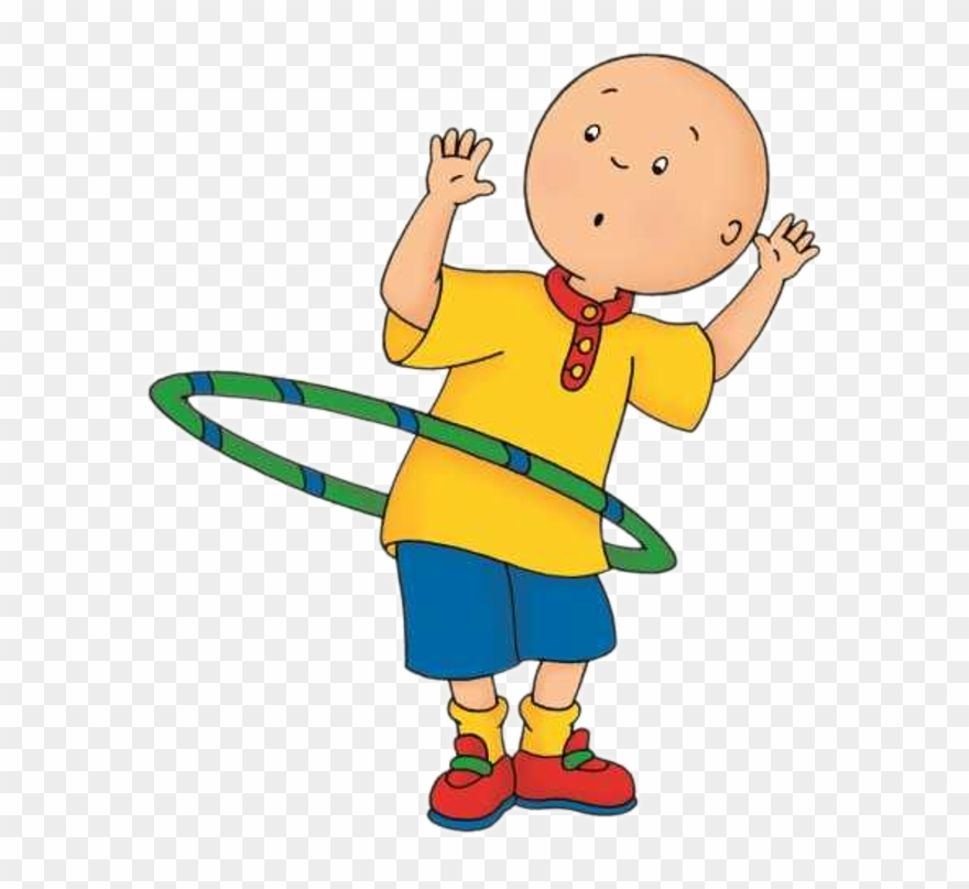 Hula hoop images clipart jpg freeuse Fb,100,78,pasta Resimleri Caillou Hula Hoop - Hula Hula ... jpg freeuse