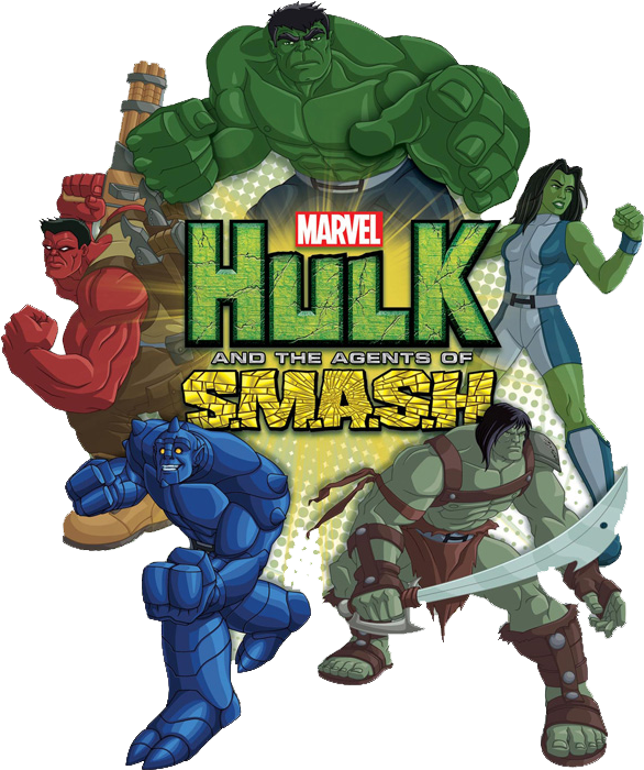 Hulk and the agents of smash clipart image transparent HD Logo And The Agents Of Smash Hulk Clipart - Hulk And The ... image transparent