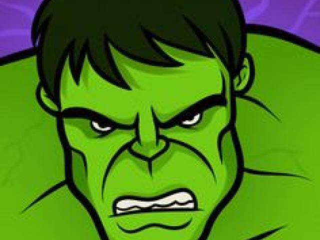 Hulk face clipart clip black and white stock Hulk Clipart - Free Clipart on Gotravelaz.com clip black and white stock