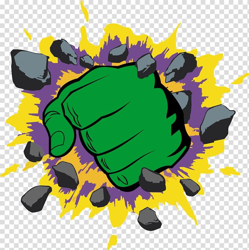 Hulk logo clipart image library stock Hulk hand , Hulk YouTube Spider-Man Logo, smashing ... image library stock