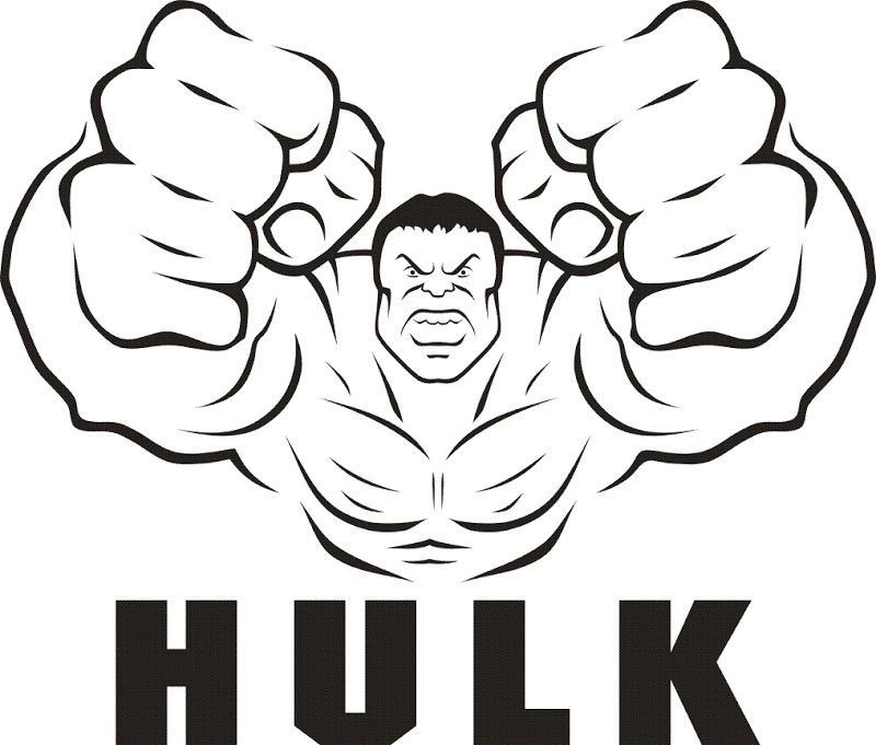 Hulk on motorcycle black and white clipart jpg library stock Pin by Shreya Thakur on Free Coloring Pages | Hulk coloring ... jpg library stock